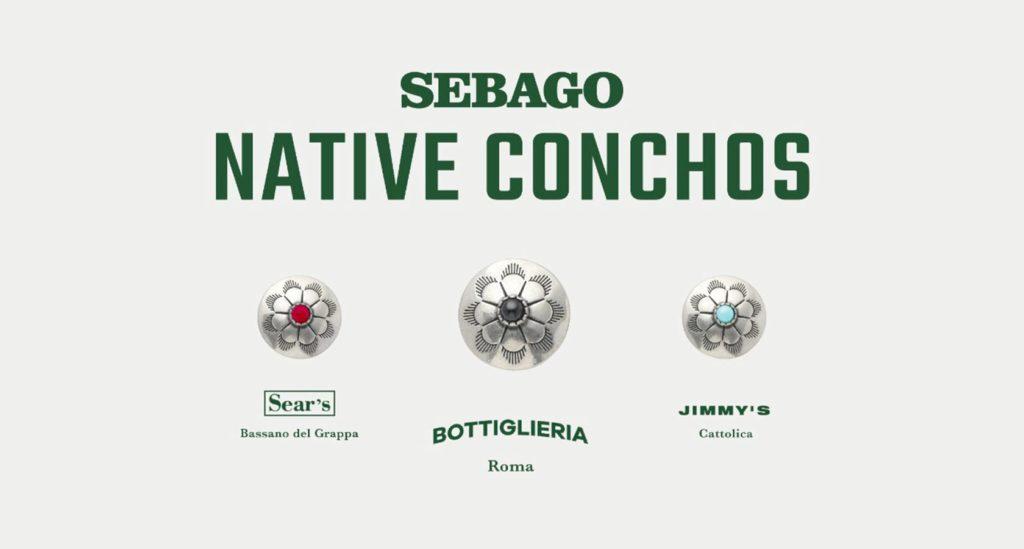 Sebago Native Conchos | Bottiglieria Store Roma