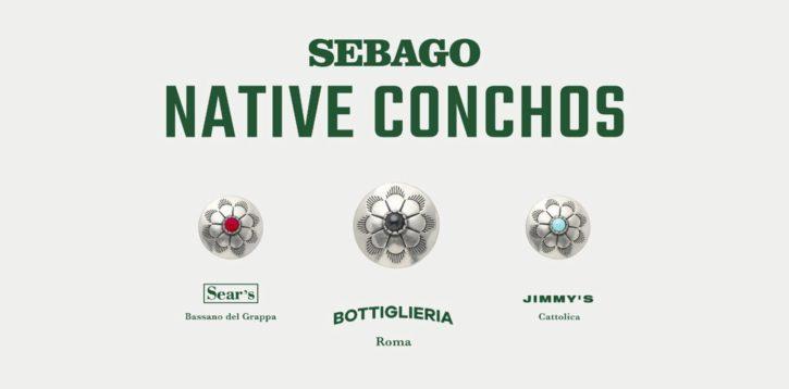 Sebago Native Conchos