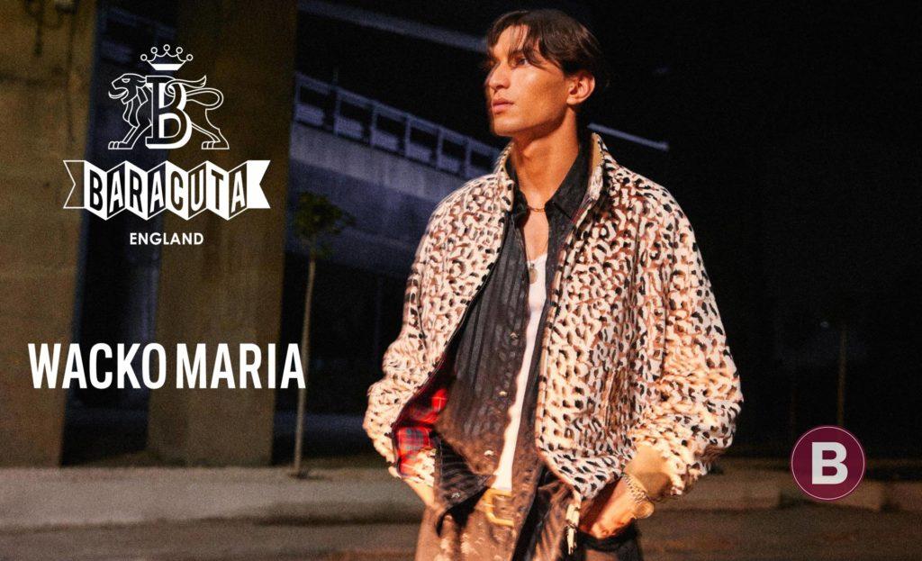 Baracuta x Wacko Maria FW21